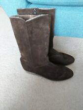 Morlands Sheepskin Weatherproof  Boots Uk8