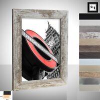 DELUXE35 Bilderrahmen 80x115 cm oder 115x80 cm Foto//Galerie//Posterrahmen