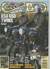 November Classic Bike Monthly Transportation Magazines