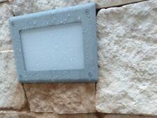 Progress Lighting P6818-16 Waterproof, Landscape Step Light, Aluminum