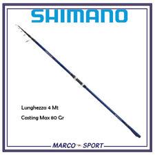 Canne à pêche surfcasting en mer Shimano Nexave en carbone télescopique mt gr