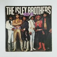 ISLEY BROTHERS Inside You FZ37533 T Neck LP Vinyl VG+ Cover VGnr+ Sleeve 1981