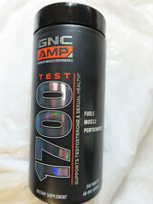 GNC AMP 1700 TEST SUPPORTS SEXUAL HEALTH 240 TABLET EXP.11/2020+