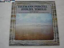 Telemann, Purcell, Stolzel, Torelli - Andre Bernard LP