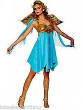 NEW VICTORY GODDESS ANGEL Sexy Adult Women HALLOWEEN COSTUME size L 12- 14