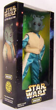 """New STAR WARS GREEDO Action Collection Figure Figurine 1997 Poseable Kenner 12"""""""
