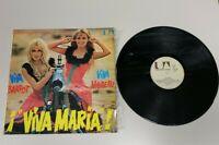 JJ11- VIVA BARDOT VIVA MOREAU VIVA MARIA LP VIN POR VG + DIS VG +/++ ESP