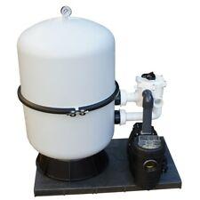 Sandfilter Poolfilter Filteranlage 500 mm mit SPECKPUMPE 13m³/h  bis 50 m³ Pool