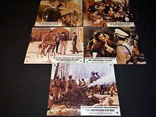 LES 4 MERCENAIRES D'EL PASO lee van cleef jeu photos lobby cards cinema western