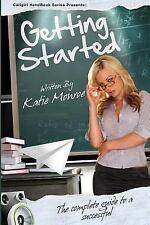 Getting Started: CallGirl HandBook by Katie Monroe (2013, Paperback)
