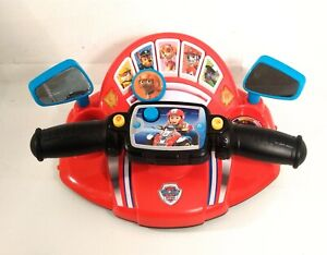 Vtech Paw Patrol Pups To The Rescue Driver Nickelodeon Educational