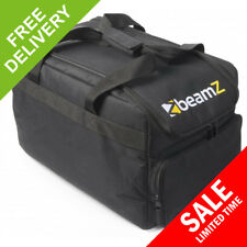 Beamz AC-410 Soft Case Protective Portable PAR Lighting Bag Mobile DJ Disco Band