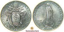 VATICANO PIO XII - 1 LIRA 1940 MISTRUZZI (nc1392)