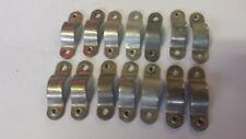 14 KABELSCHELLEN Metall zum Fixieren von Rohren + Kabeln universell einsetzbar