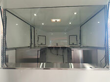 FOOD VAN / ALUMINIUM MOBILE SHOP TRAILER  - FINANCE AVAILABLE