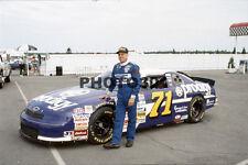 Dave Marcus Nascar Winston Cup Race Car Driver 8x10 Photo #1SS1-000713