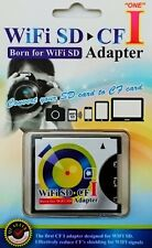 SD/SDHC/SDXC Karten auf CF Typ I CompactFlash Karte Adapter CF Adapter NEU OVP