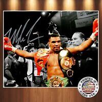 Mike Tyson Autographed Signed 8x10 Premium High Quality Photo REPRINT