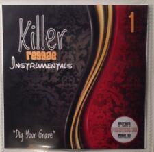 Killer Reggae Instrumentals Volume 1 - 'Dig Your Grave' *Brand New 2018