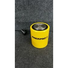 "Enerpac Rcs302 Single-Acting Low-Height Hydraulic Cylinder, 30 Ton, 2.44"" Stroke"