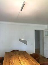 LED Pendelleuchte - Design Klassiker Höhenverstellbar, Beleuchtung strahlt oben