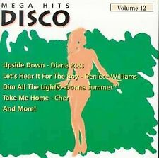 Mega Hits Dance Classics, Vol. 12 by Various Artists (CD, Jan-1994, Priority Rec