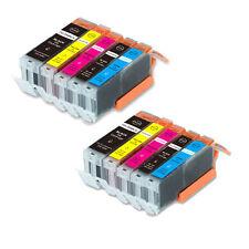 10 PK Compatible Inkjet Set for Canon 250 251 Pixma MG5420 MG5500 MG5600 MG6600