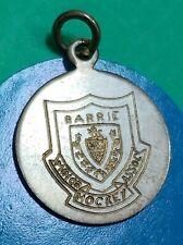 Charm B38 Hockey Sterling Silver Vintage Bracelet