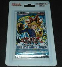 SEALED Legend of Blue-Eyes White Dragon (LOB) Blister Booster Pack Yugioh Cards