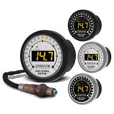 Innovate 3844 MTX-L Digital Wideband Air Fuel Ratio Gauge AFR UEGO LSU4.9 Kit
