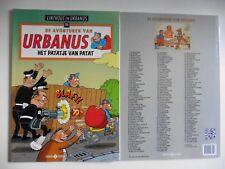Urbanus 175 EERSTE DRUK Standaard Uitgeverij 2017