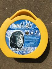 "SNOW CHAINS ""BLOK SNOW CHAINS"" SIZE 90"