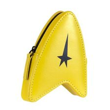 Star Trek Delta Coin Pouch Gold