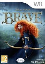 Nintendo Wii PAL version Brave