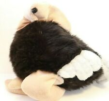 "Folkmanis Large Ostrich Hand Puppet 34"" Full Body Folktails Jumbo Plush Bird"