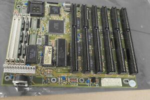 386 motherboard mainboard AMD 386SX/SXL-33 CPU 2mb ram ISA baby AT