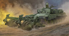 Trumpeter 09552 - 1:35 Russian Armored Mine-Clearing Vehicle BMR-3 - Neu