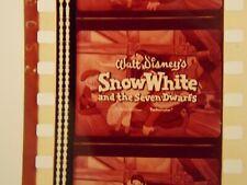 WALT DISNEY'S SNOW WHITE AND THE SEVEN DWARFS 35mm 1970s RE-RELEASE FILM TRAILER