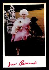 Barbara cartland foto original firmado # bc g 12887