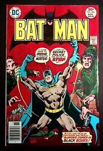 Batman (DC, 1940 Series) #281 Nov-1976 [4F9]  FN/VF