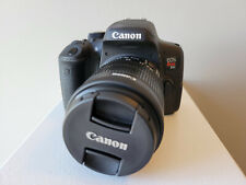 Canon EOS Rebel T6i 24.2 MP Digital SLR Camera EF-S with 18-55mm