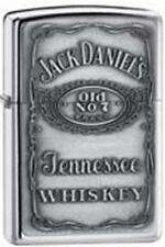 Zippo 250jd.427 jack daniel's chrome Lighter