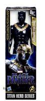 "Black Panther Titan Hero Series Erik Killmonger 12"" Marvel Action Figure"