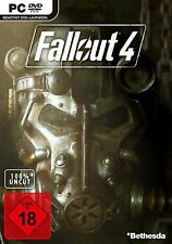 PC Game Fallout 4 DVD Shipping NEW
