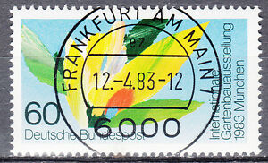 BRD 1983 Mi. Nr. 1174 gestempelt FRANKFURT AM MAIN , mit Gummi TOP! (15328)