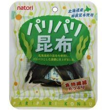 Natori, Paripari Kombu, Crispy Dried Kombu, 4g, Japan
