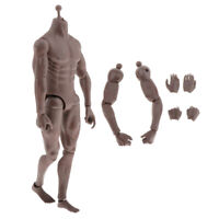 1:6 Scale Male Figure Body Toys For 1/6 Action Figures Sculpt Accessories