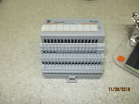 ALLEN-BRADLEY RELAY OUTPUT #127806M *USED
