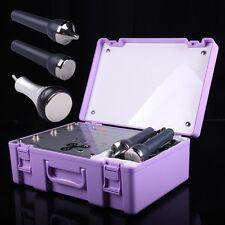 40K Cavitation Ultrasound Probe Facial Eye Anti-aging Body Slimming Suitcase Spa