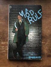 Mod Rule Richard Allen First Edition Skinhead Series Book
